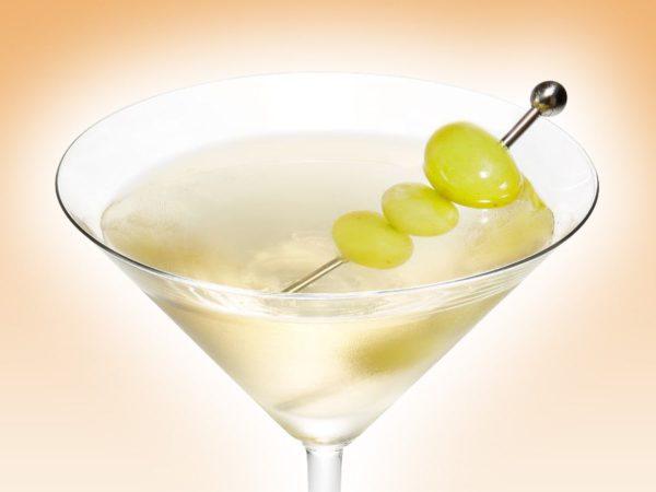 Recipe — Maple Martini