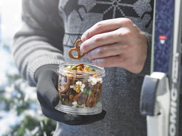 Recipe — Sweet 'n Salty Maple Bits 'n' Bites