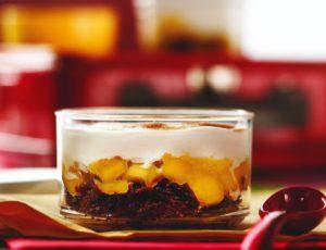 "Maple ""Shepherd's Pie"" Dessert"