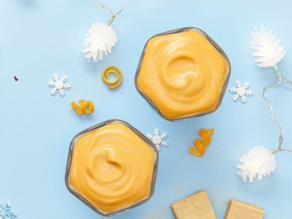 Recipe — Italian Maple Meringue and Orange