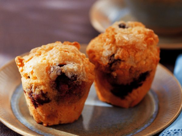 Recipe — Maple Muffins