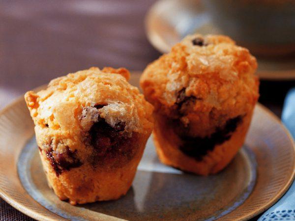 Recipe — Maple Muffins
