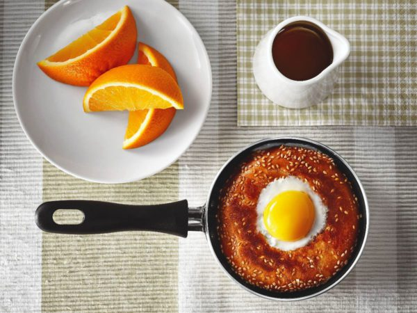Recipe — Maple Egg-in-the-hole