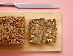 Multigrain Maple Nut Bread