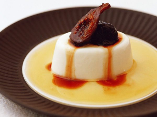 Recipe — Maple Panna Cotta