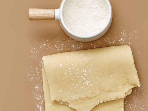 Recipe — Maple Shortcrust Pastry