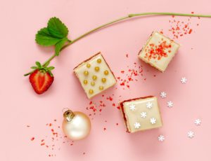 Maple Petit Fours