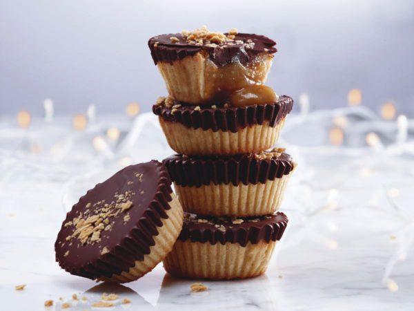 Recipe — Maple Caramel Petit Four Truffles