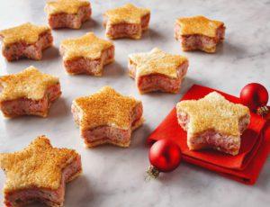 Christmassy Maple Sandwich Treats