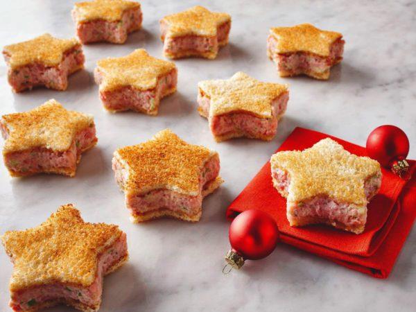 Recipe — Christmassy Maple Sandwich Treats