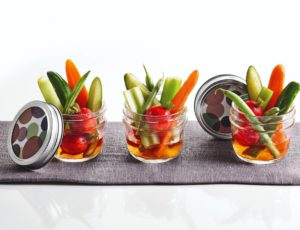 Scrumplicious Maple Pickled Vegetables