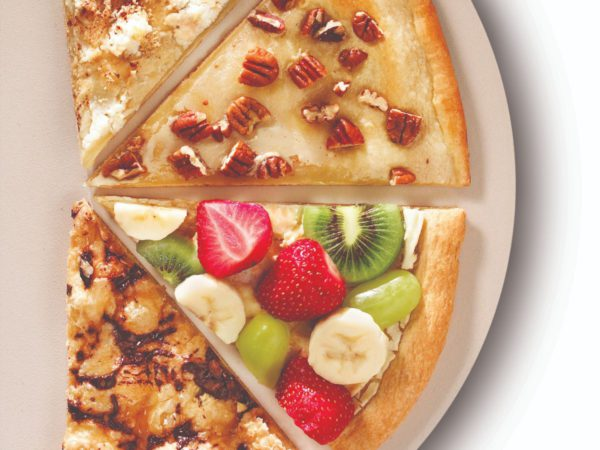 Recipe — Choco-Maple Dessert Pizza