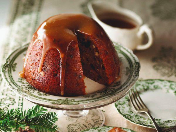 Recipe — Plum Pudding Royal