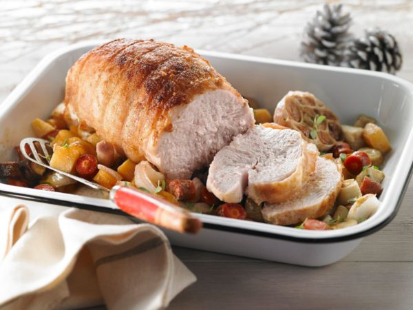 Recipe — Maple Turkey Breast