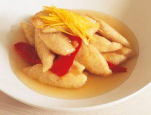 Chicken Breast in a Maple-lemon Sauce
