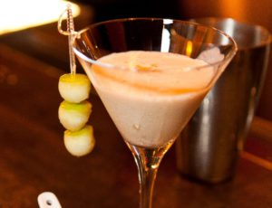 Maple-Apple Martini