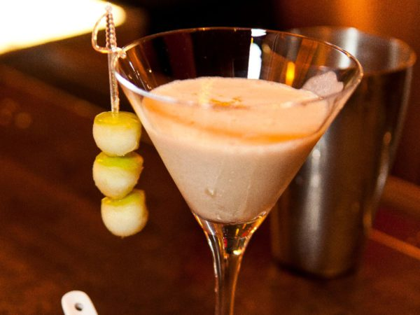 Recipe — Maple-Apple Martini
