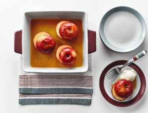 Maple-baked Apples