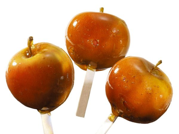 Recipe — Maple Caramel Apples