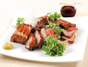 Maple-Roasted Pork