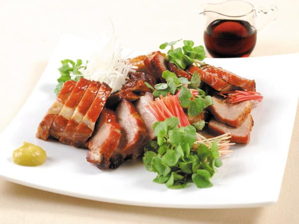Recipe — Maple-Roasted Pork
