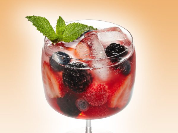 Recipe — Fruit Punch with Maple Syrup