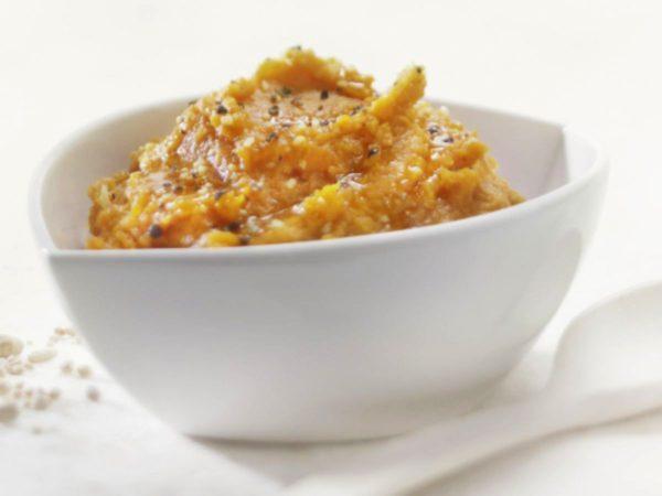 Recipe — Maple Sweet Potato Purée