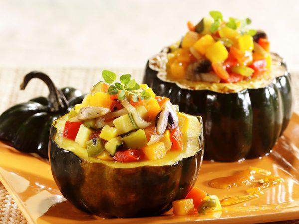 Recipe — Squash Ratatouille with Maple Syrup