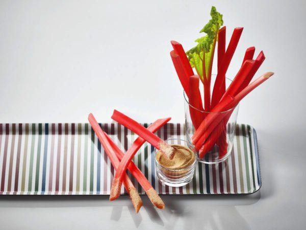 Recipe — Maple Sugar Rhubarb
