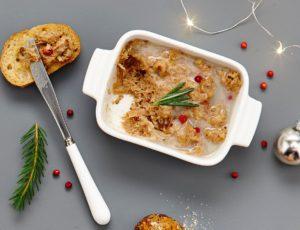 Recipe — Maple Taffy Pork Rillettes