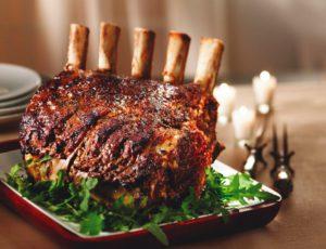 Recipe — Maple Rib Roast
