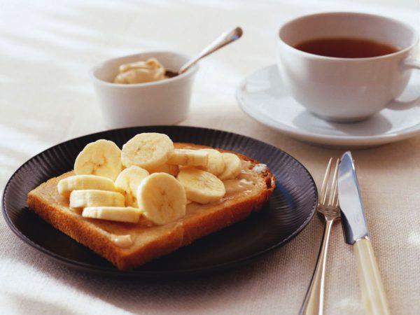 Recipe — Banana Toast with Maple Spread