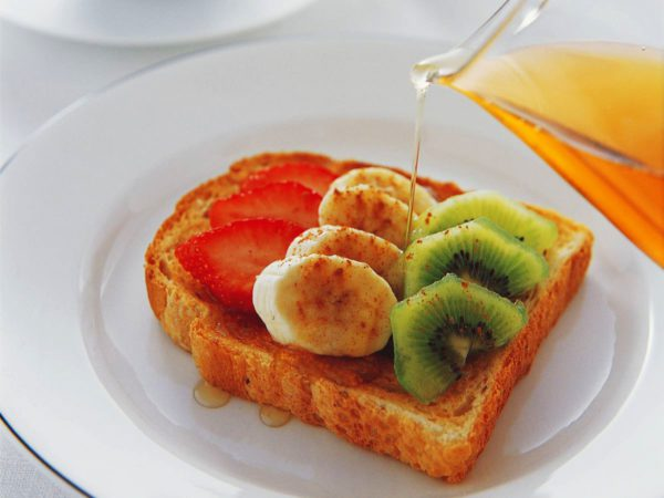 Recipe — Maple Fruit Toast