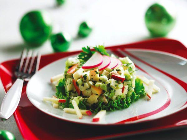 Recipe — Crisp Harvest Salad