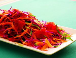 Carrot Citrus Slaw