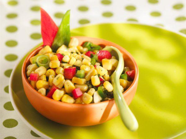Recipe — Maple Rainbow Salad