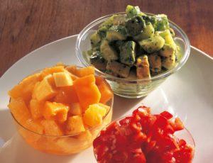 Tri-Colour Salad