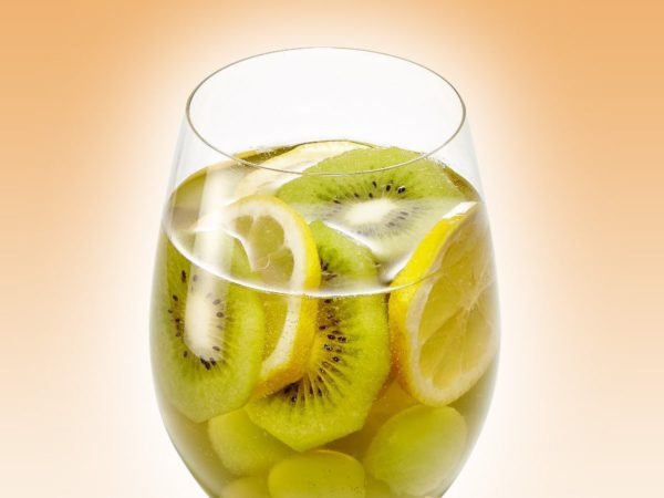 Recipe — White Sangria with Maple