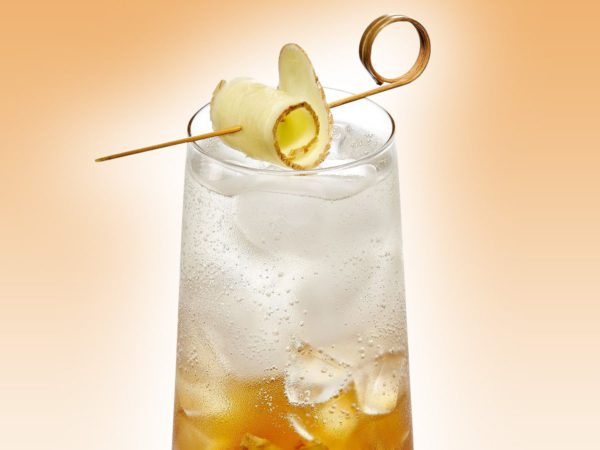 Recipe — Sparkling Sap