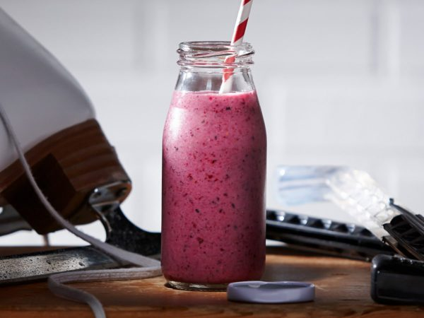 Recipe — Beet, Berry and Maple Smoothie