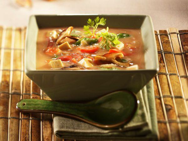 Recipe — Oriental Stew with Maple Syrup