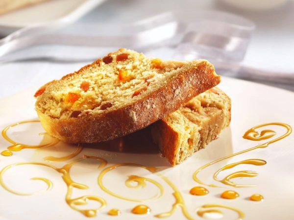 Recipe — Maple Butter Stollen