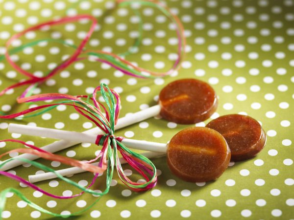 Recipe — Maple Lollipops