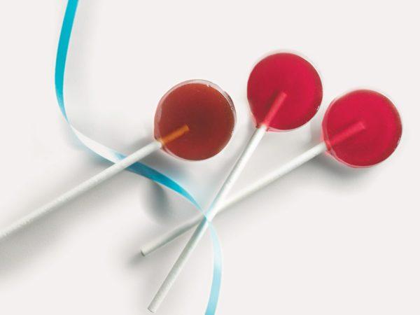 Recipe — Maple Lickin' Lollipops