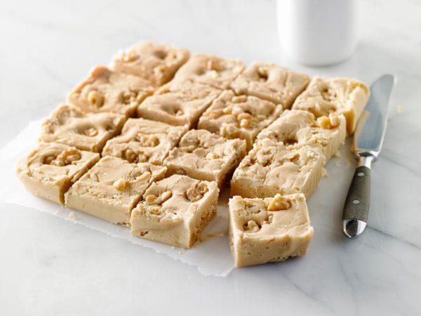 Recipe — Maple Fudge