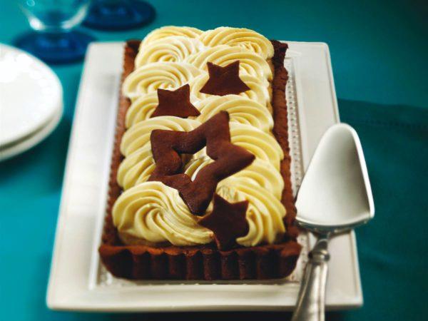 Recipe — Maple Caramel Tart