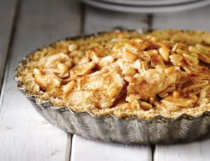 Apple and Maple Pie