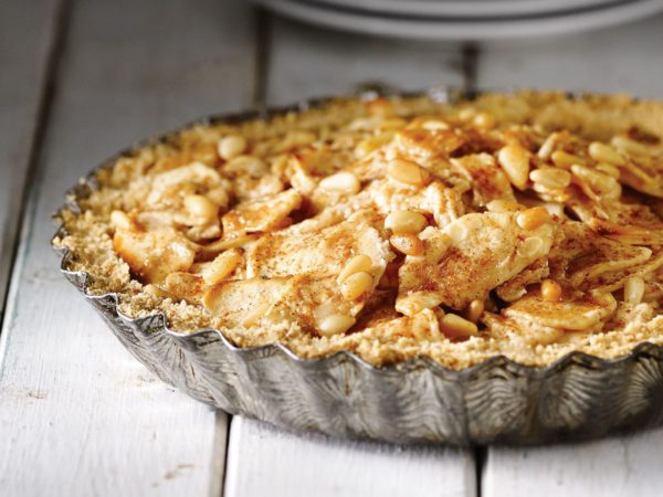 Recipe — Apple and Maple Pie