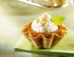 Pumpkin and Maple Syrup Mini Tarts