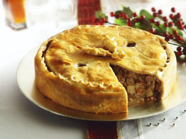 Recipe — Pork Pie with Maple Syrup